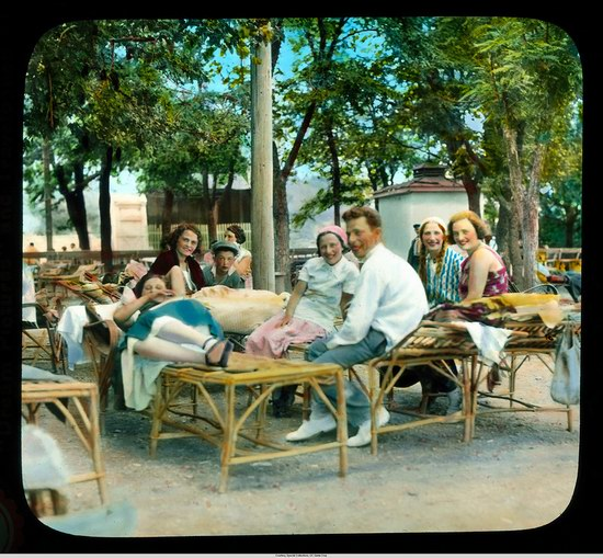 The color photos of Odessa in 1931 picture 18