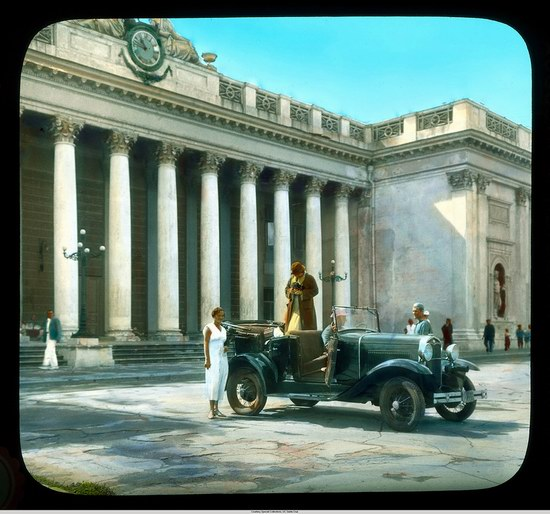 The color photos of Odessa in 1931 picture 2