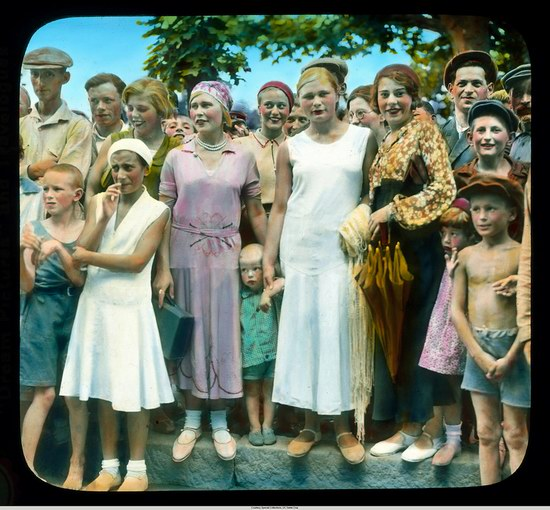 The color photos of Odessa in 1931 picture 5