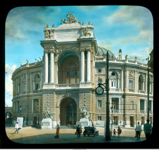 The color photos of Odessa in 1931 picture 7