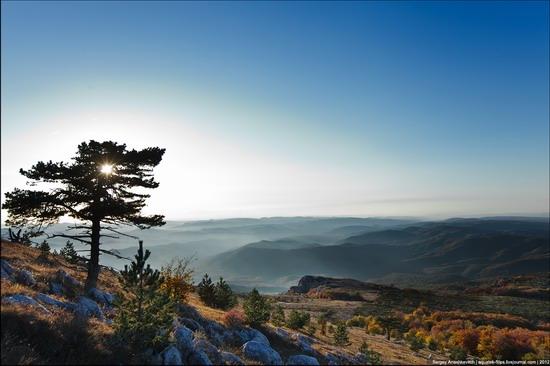 Sunset and sunrise in Crimea, Ukraine photo 5