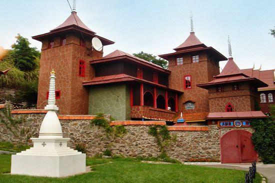 Cherkasy Ukraine - Buddhist temple