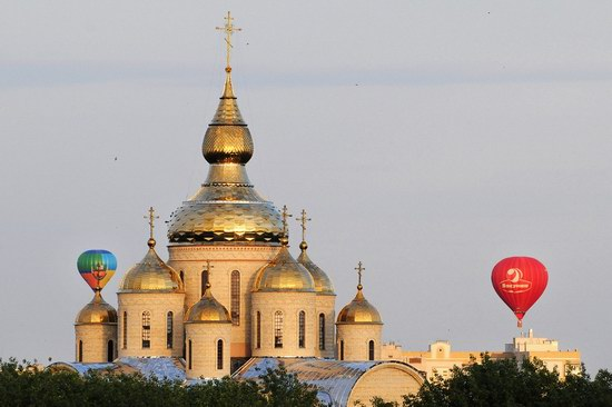 Cherkasy Ukraine - St. Michael's Cathedral