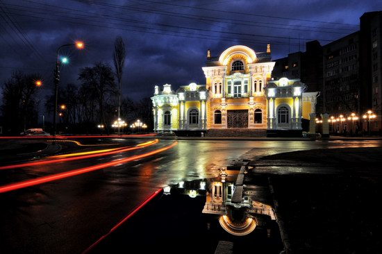Cherkasy Ukraine - wedding palace