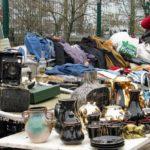 Flea market in Kharkov