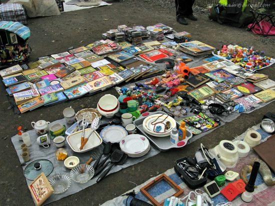 Flea market, Kharkov, Ukraine photo 13