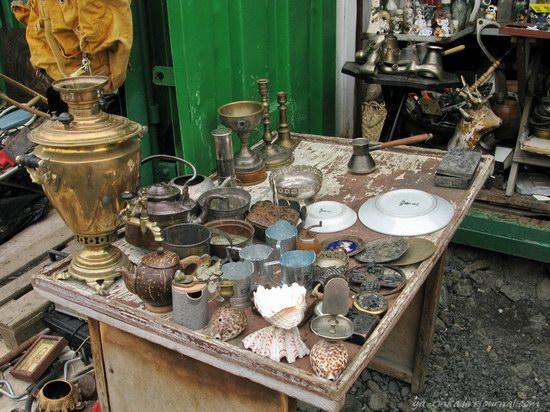 Flea market, Kharkov, Ukraine photo 20