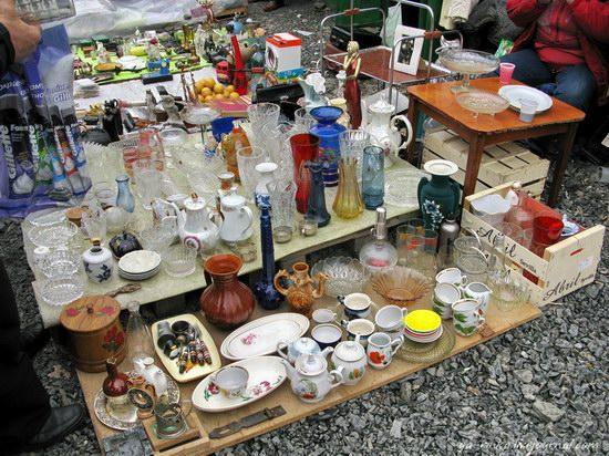 Flea market, Kharkov, Ukraine photo 22