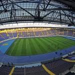 Metalist – Euro 2012 stadium of Kharkov