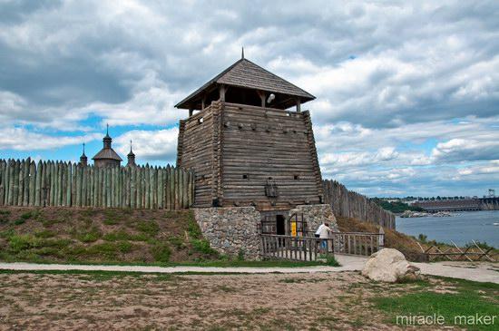 Zaporozhye Sich, Khortitsa Isle, Ukraine photo 1