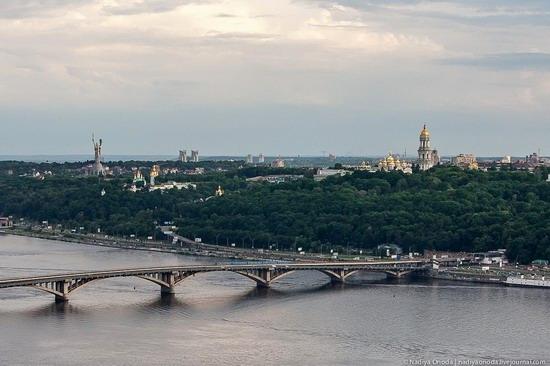 Air balloon flight over Kiev, Ukraine photo 5