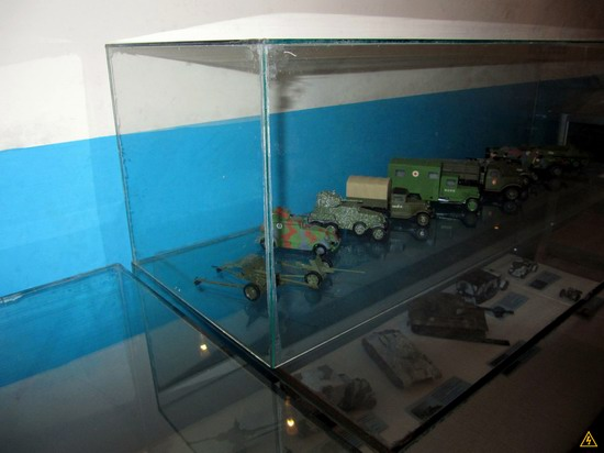 Military bunker museum, Korosten, Ukraine photo 10