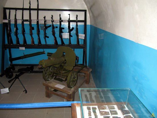 Military bunker museum, Korosten, Ukraine photo 12