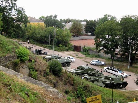 Military museum, Korosten, Ukraine photo 15