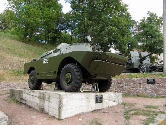 Military museum, Korosten, Ukraine photo 19