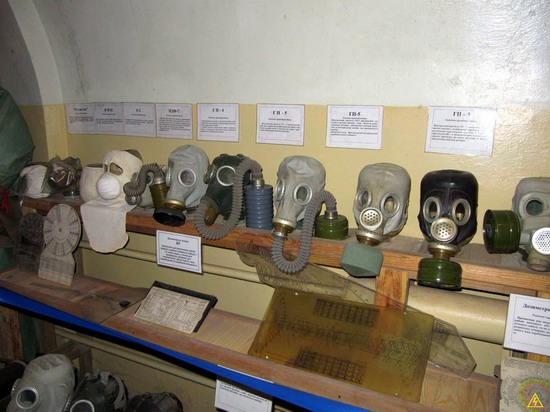 Military bunker museum, Korosten, Ukraine photo 4