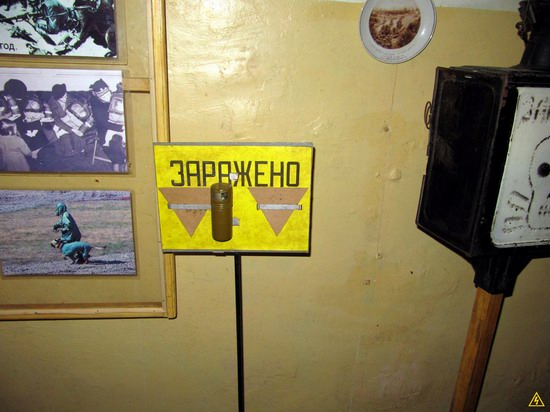 Military bunker museum, Korosten, Ukraine photo 5