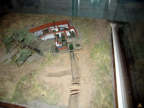 Military bunker museum, Korosten, Ukraine photo 8