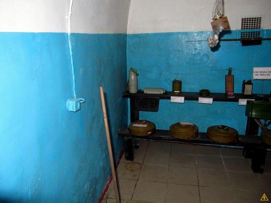 Military bunker museum, Korosten, Ukraine photo 9