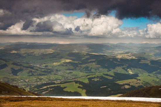 Spring in the Carpathian Mountains, Ukraine photo 13