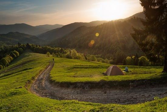 Spring in the Carpathian Mountains, Ukraine photo 21