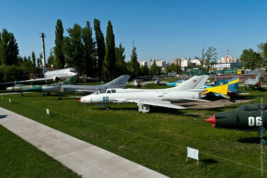 The state aviation museum, Kiev, Ukraine photo 10