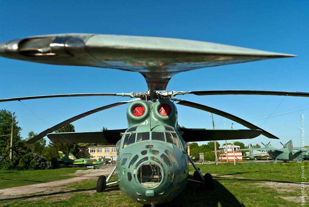 The State Aviation Museum Of Ukraine 183 Ukraine Travel Blog