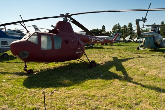 The state aviation museum, Kiev, Ukraine photo 17