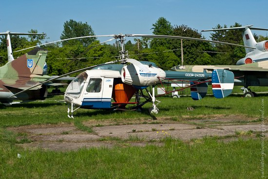 The state aviation museum, Kiev, Ukraine photo 21