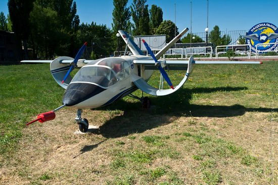 The state aviation museum, Kiev, Ukraine photo 3