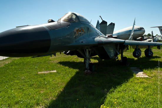 The state aviation museum, Kiev, Ukraine photo 6
