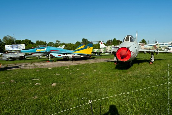 The state aviation museum, Kiev, Ukraine photo 9