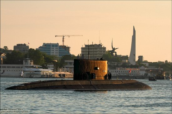 The Black Sea Fleet parade, Sevastopol, Ukraine photo 10