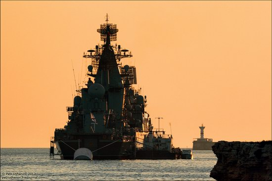 The Black Sea Fleet parade, Sevastopol, Ukraine photo 11