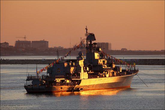 The Black Sea Fleet parade, Sevastopol, Ukraine photo 12