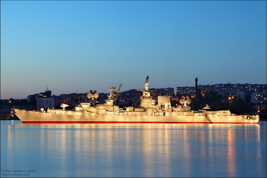 The Black Sea Fleet parade, Sevastopol, Ukraine photo 15