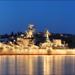 Celebration of the 230th anniversary of the Black Sea Fleet