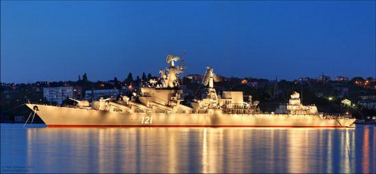 The Black Sea Fleet parade, Sevastopol, Ukraine photo 16