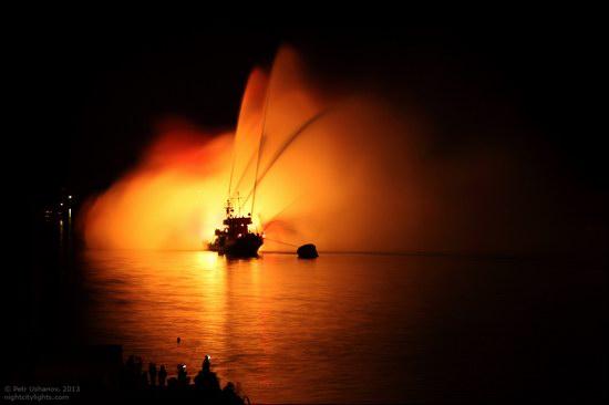 The Black Sea Fleet parade, Sevastopol, Ukraine photo 17