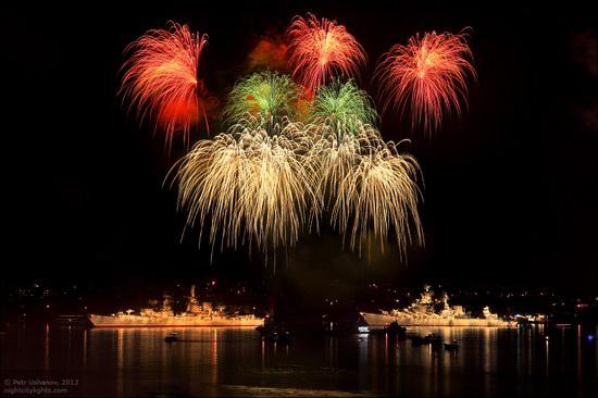 The Black Sea Fleet parade, Sevastopol, Ukraine photo 18