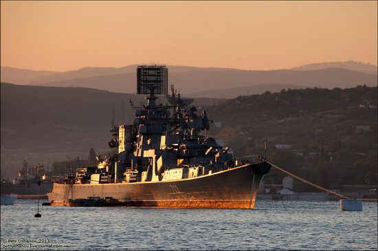 The Black Sea Fleet parade, Sevastopol, Ukraine photo 4