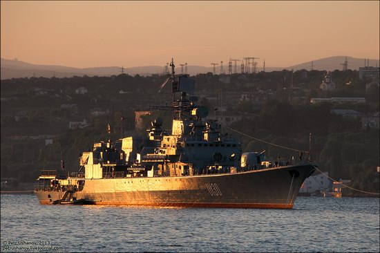 The Black Sea Fleet parade, Sevastopol, Ukraine photo 5