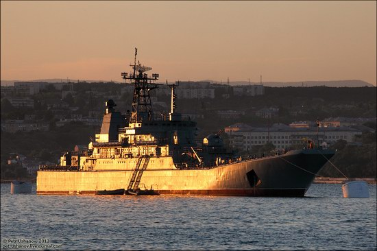 The Black Sea Fleet parade, Sevastopol, Ukraine photo 6