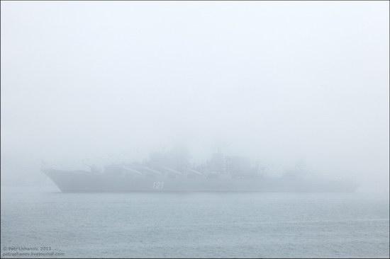 The Black Sea Fleet parade, Sevastopol, Ukraine photo 8