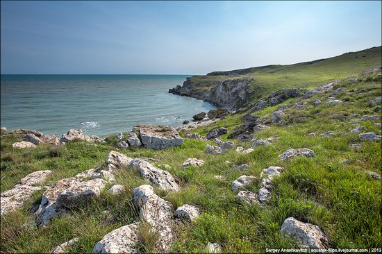 Opuksky Nature Reserve, Crimea, Ukraine photo 1