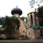 Perhaps the most unusual church in Ukraine