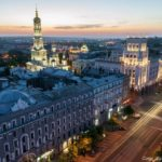 A Look at Kharkov from the Rooftops