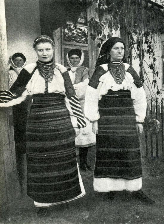 Provincial Ukrainians in the 50s of the 20th century photo 16