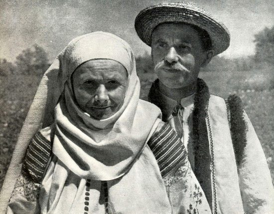 Provincial Ukrainians in the 50s of the 20th century photo 18