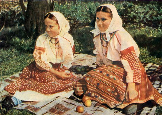 Provincial Ukrainians in the 50s of the 20th century photo 4